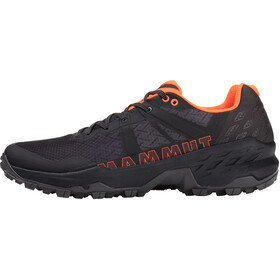 Mammut Sertig II GTX Low Shoes Men, black-vibrant orange